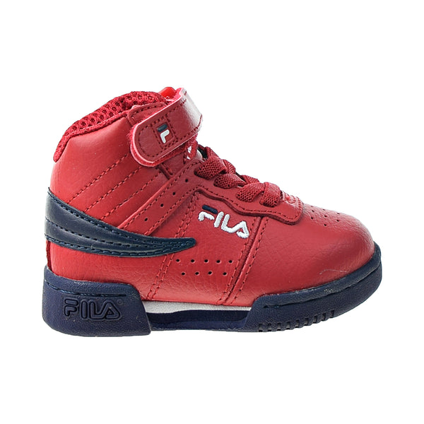 Fila F-13 Toddlers' Shoes Red-Navy-White