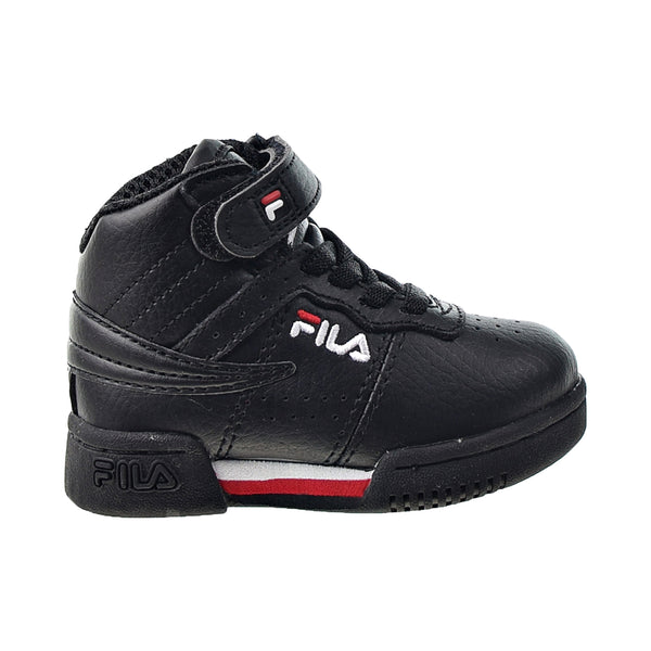 Fila F-13 Toddlers' Shoes Black-Red-White