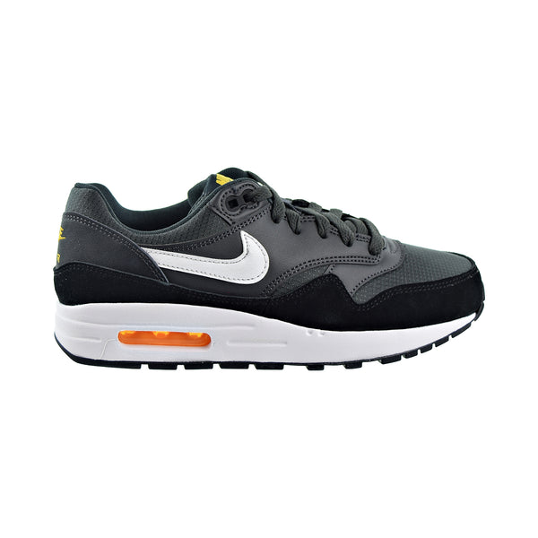 Nike Air Max 1 Big Kids's Shoes Anthracite-White-Black