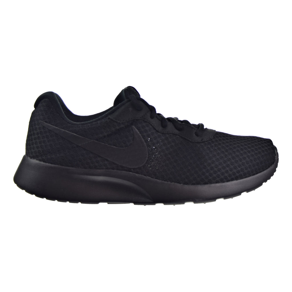 Nike Tanjun Mens Running Shoes Black/Black/Anthracite