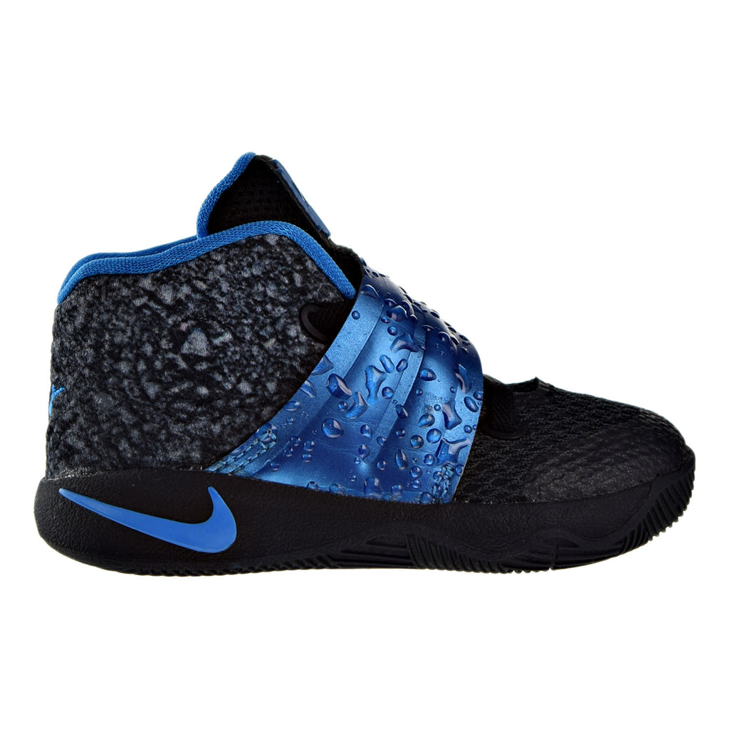Nike Kyrie 2 Toddler Shoes Black/Blue Glow/Anthracite