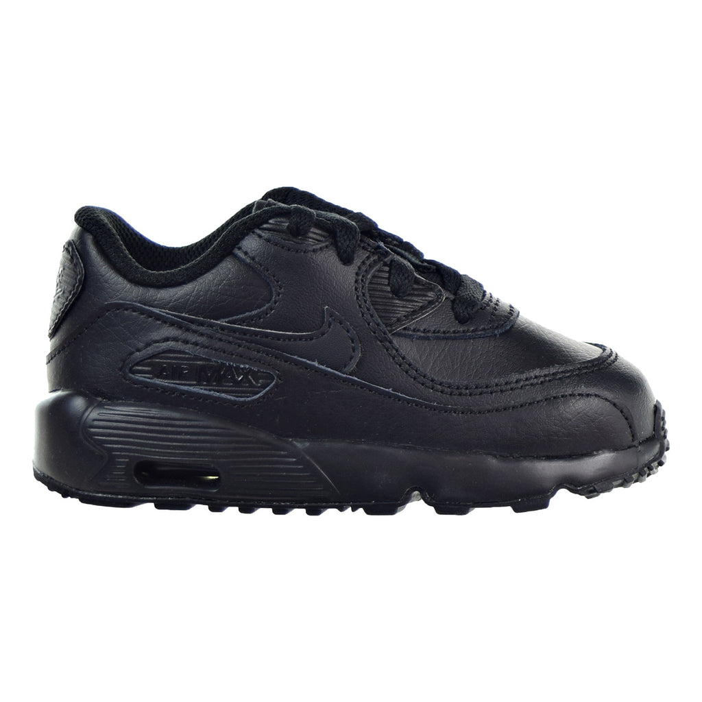 Nike Air Max 90 LTR (TD) Toddler Shoes Black/Black