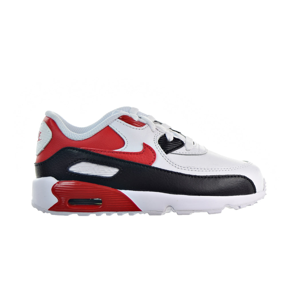Nike Air Max 90 LTR (TD) Toddler Shoes White/University Red/Black