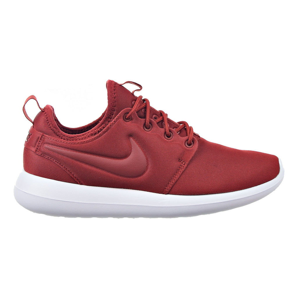 Nike Roshe Two Women's Sneakers Dark Cayenne/White