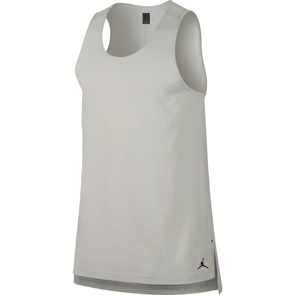 Jordan 23 Lux Vest Men's Tank Top Light Bone