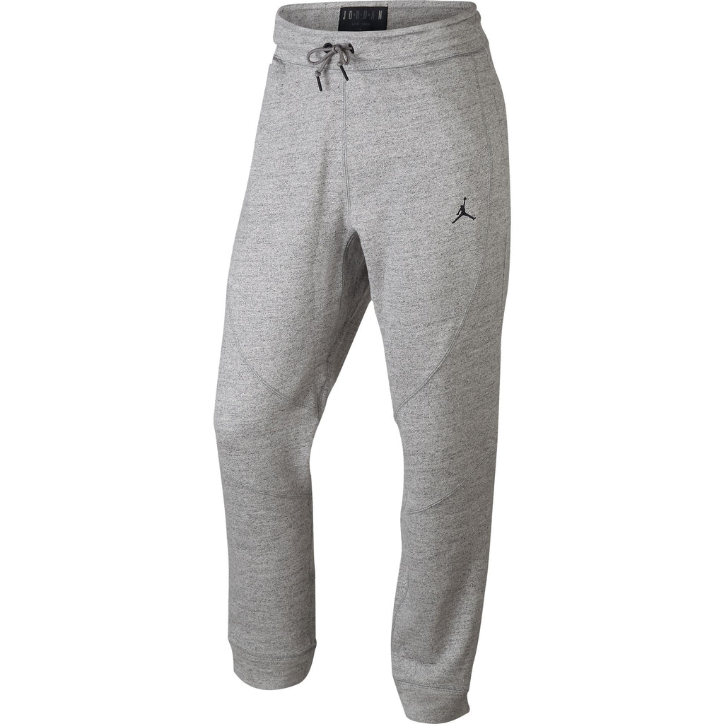 Air Jordan JSW Wings Fleece Training Casual Pants Cool Grey/Black