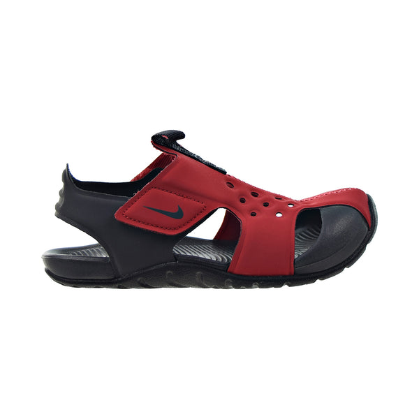 Nike Sunray Protect (PS) Little Kids' Sandals University Red-Anthracite