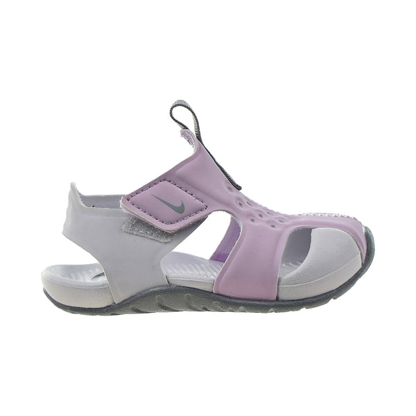 Nike Sunray Protect 2 (TD) Toddlers' Sandals Iced Lilac-Particle Grey
