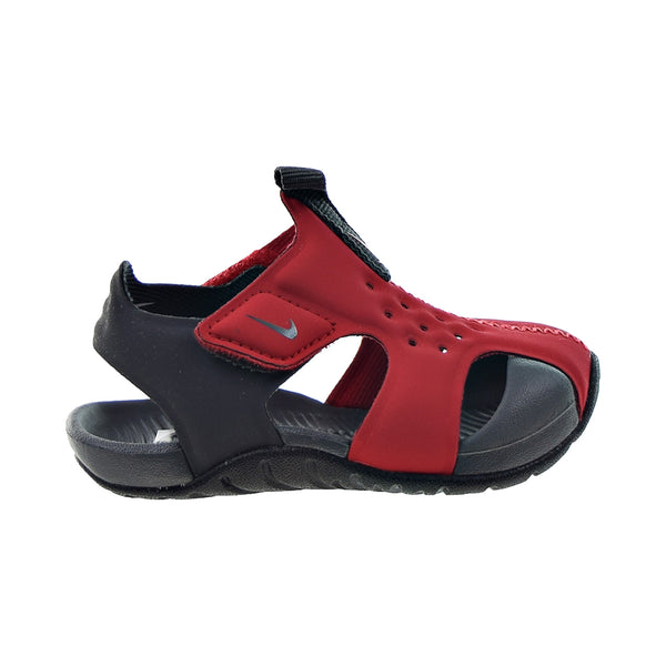 Nike Sunray Protect 2 (TD) Toddlers' Sandals University Red-Anthracite