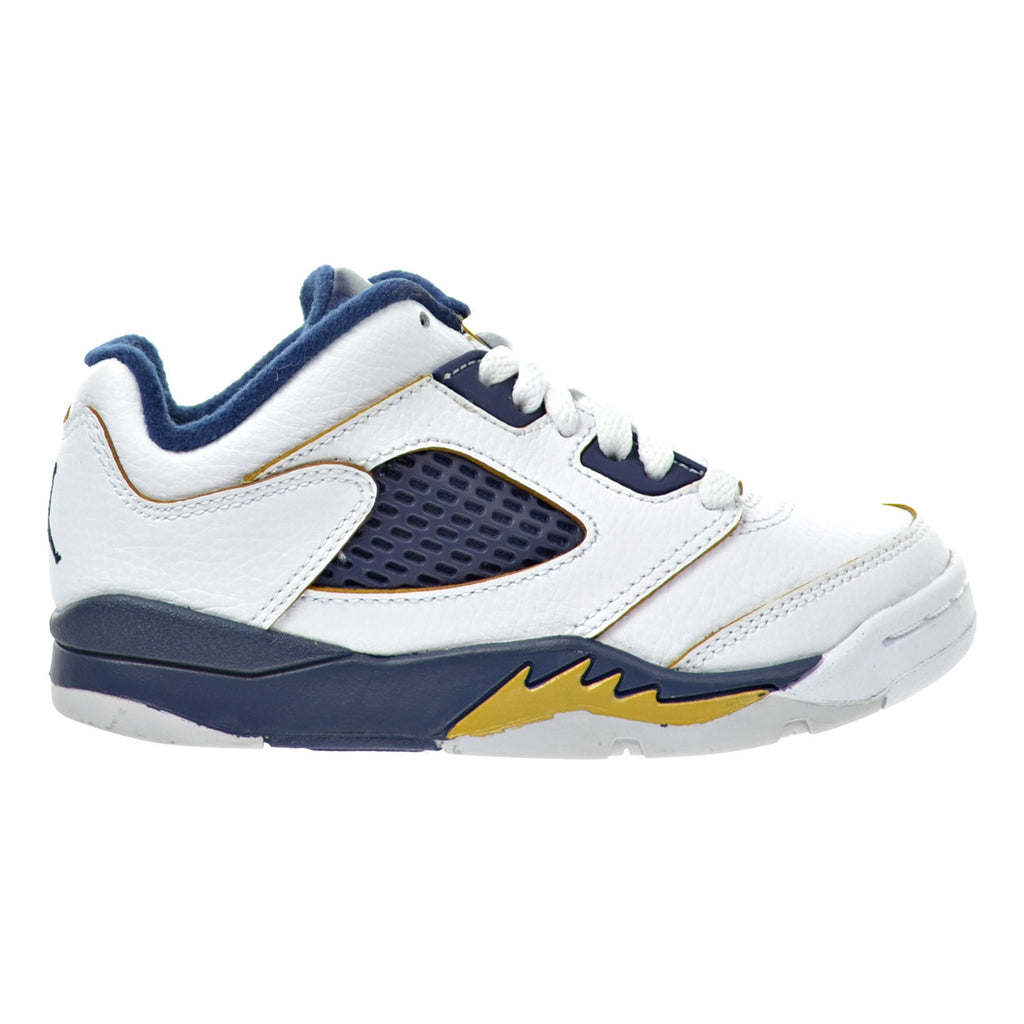 "Jordan 5 Retro Low (PS) ""Dunk From Above"" Little Kid's Shoes"