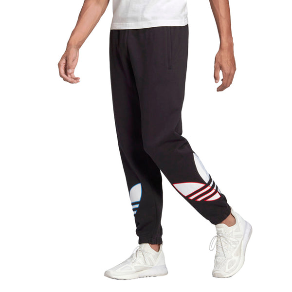 Adidas Adicolor Tricolor Men's Sweat Pants Black