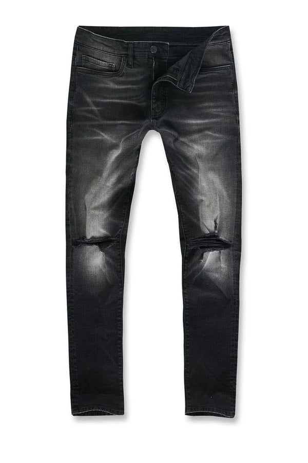 Jordan Craig Sean Portland Denim Men's Jeans Black Shadow
