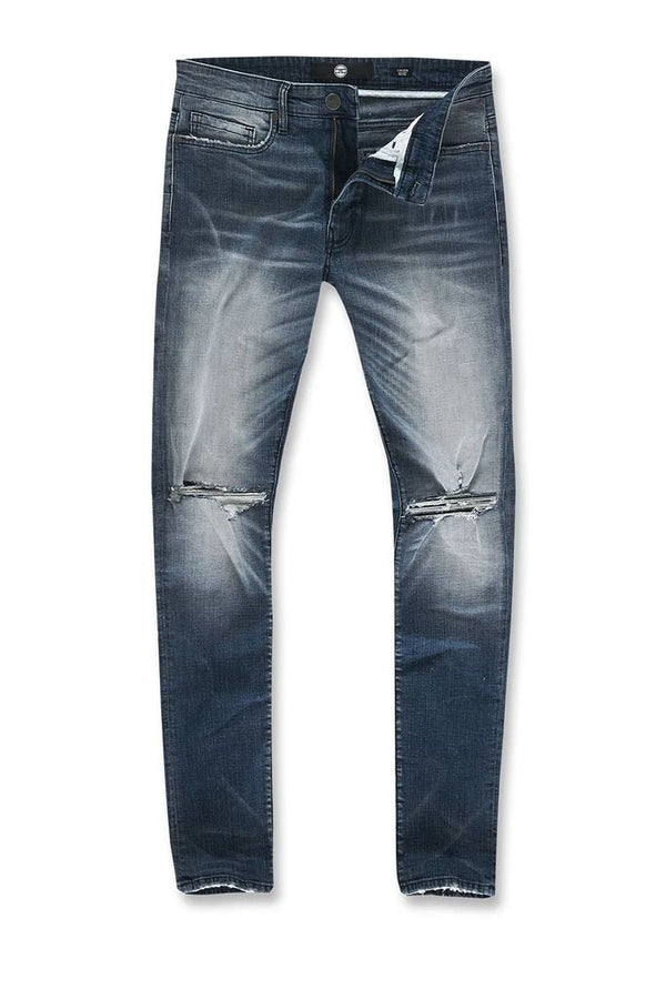 Jordan Craig Sean Portland Denim Men's Jeans Midnight Blue