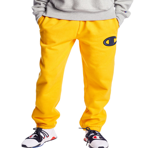 Champion Super Fleece Men's Sweatpants Gold