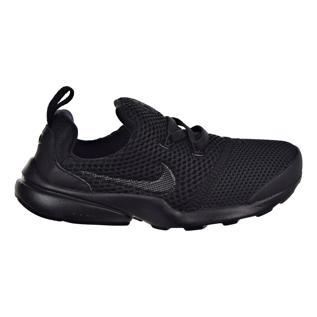 Nike Presto Fly (TD) Toddlers- Boys Fashion Sneakers Black/Black/Black