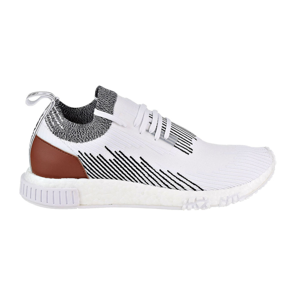 Adidas Originals NMD_Racer Men's Shoes White/Black/Strewo