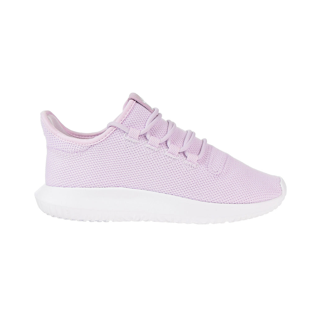Adidas Tubular Shadow J Big Kid's Basketball Shoes Pink/White/White