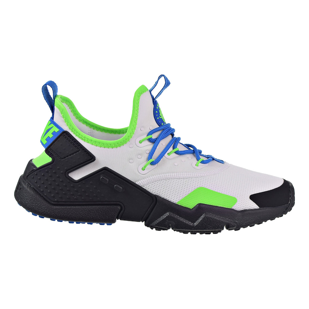 b354c37a591b Nike Air Huarache Drift Men s Shoes White Black Blue Nebula – rbdoutlet