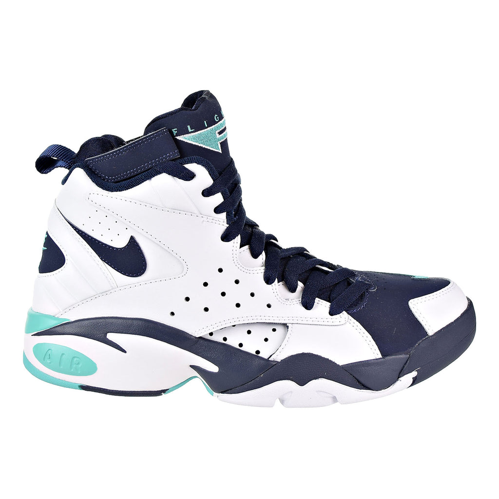 Nike Air Maestro II Ltd Men's Shoes White/Hyper Jade/Obsidian
