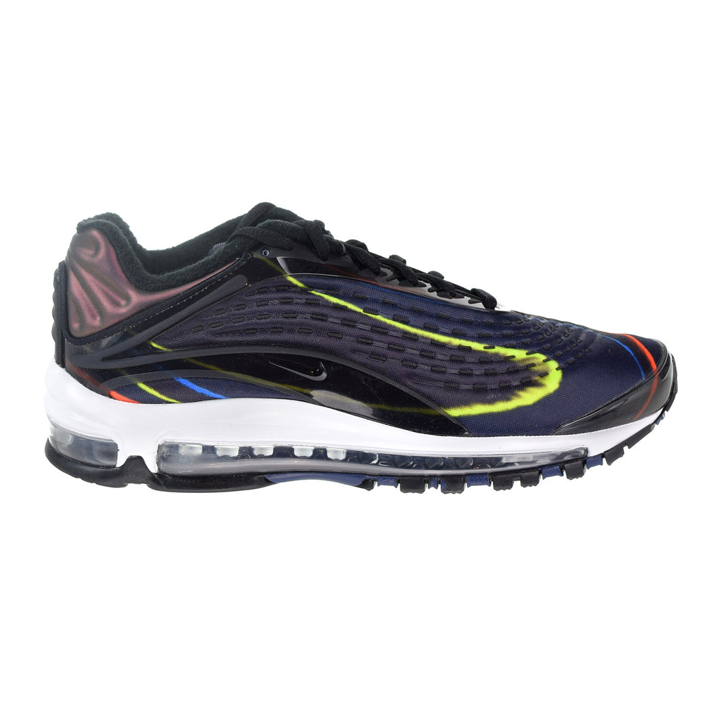 Nike Air Max Deluxe Men's Shoes Black/Black/Midnight Navy