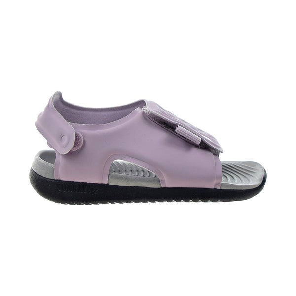 Nike Sunray Adjust 5 (TD) Toddlers' Sandals Iced Lilac-White-Smoke Grey