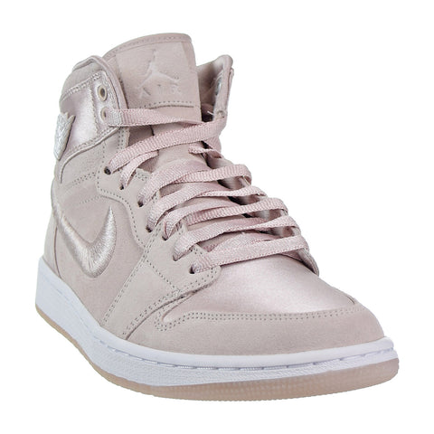 252ab8377504 Jordan Air Jordan 1 Retro High SOH Womens Shoes Silt Red White Metallic Gold