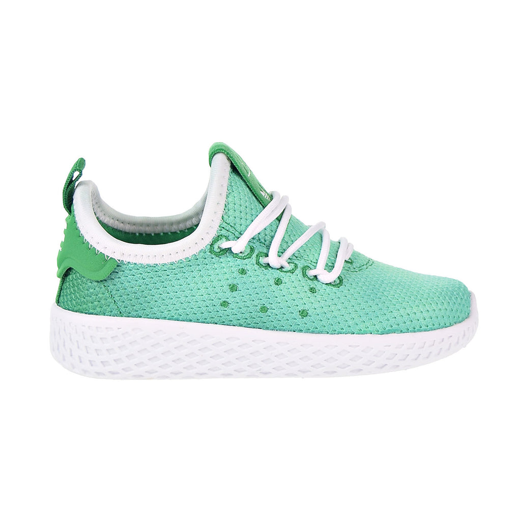 Adidas PW Tennis HU I Toddler's Shoes Green/White