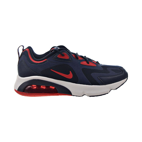 Nike Air Max 200 Men's Shoes Black-Red