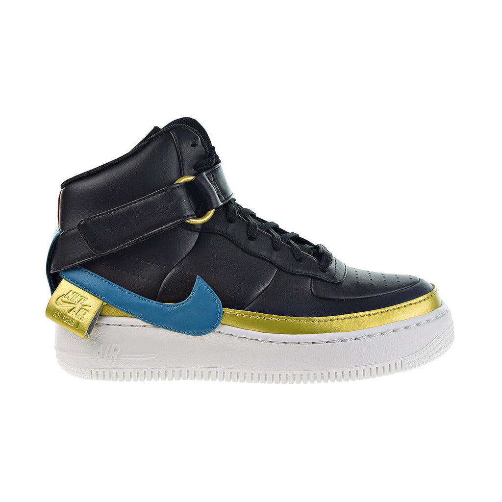 Nike Air Force 1 Jester High XX Women's Shoes Black-Blustery-Dusty Peach