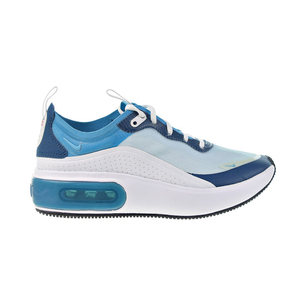 Nike Air Max Dia SE Women's Shoes White-Blue Force-Pale Pink-Light Blue Fury