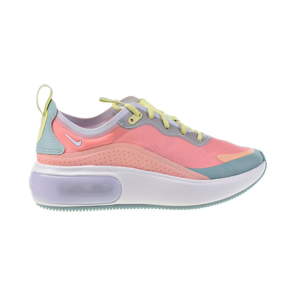 Nike Air Max Dia SE Women's Shoes Bleached Coral-Luminous Green