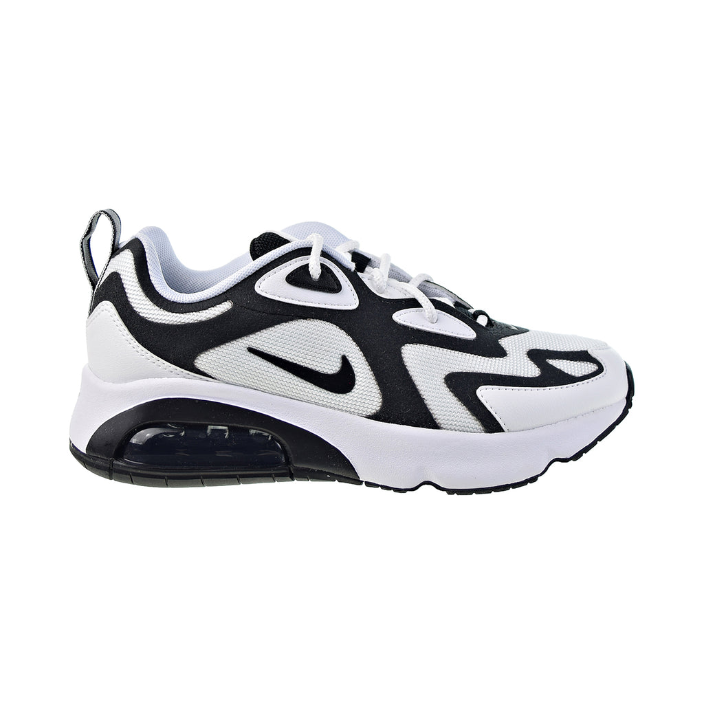 Nike Air Max 200 Women's Shoes White-Black-Anthracite