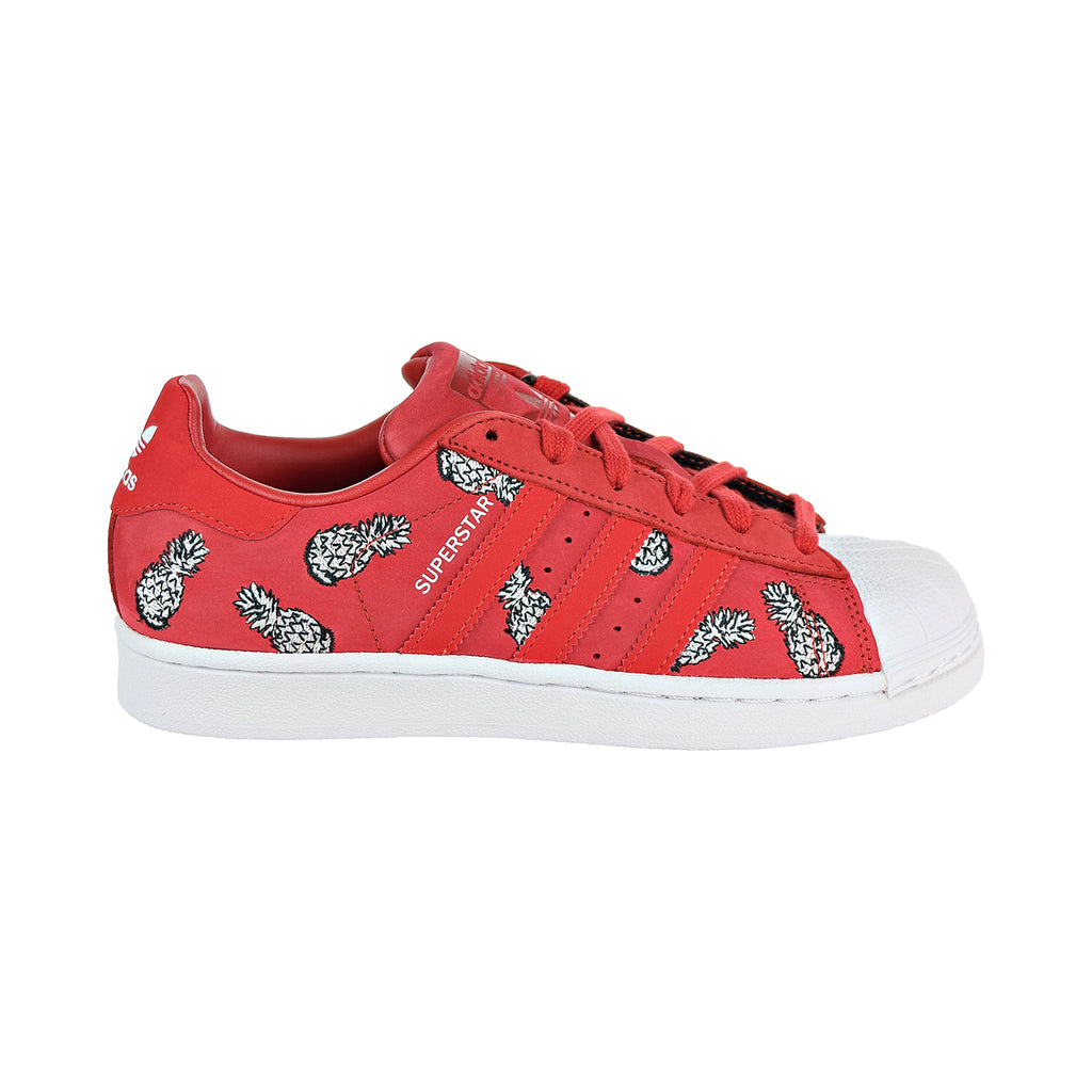 Adidas Superstar Women's Shoes Scarlet/Scarlet/Footwear White