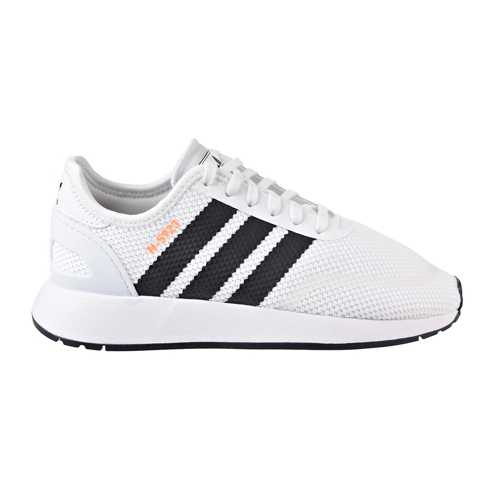 Adidas N-5923 J Big Kid's Shoes White/Black/White