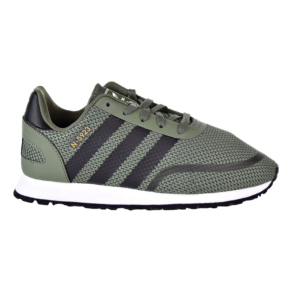 Adidas N-5923 C Little Kid's Shoes Base Green/Core Black/White