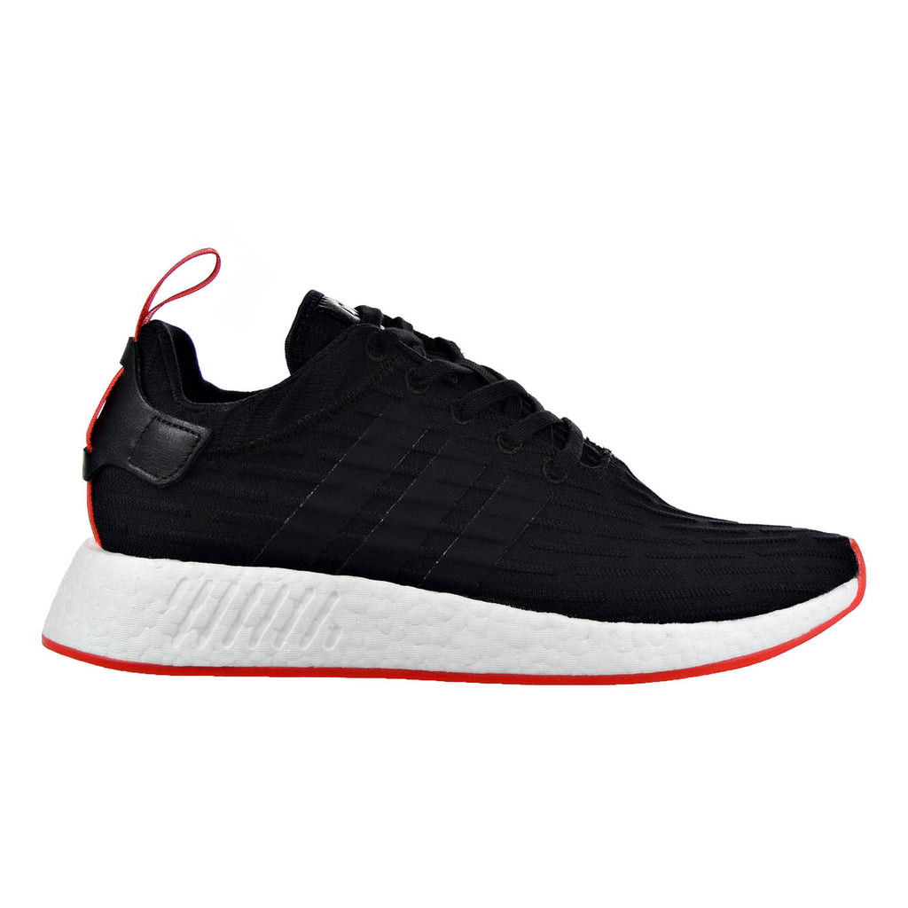 Adidas NMD_R2 PK Men's Shoes Core Black/Core Red