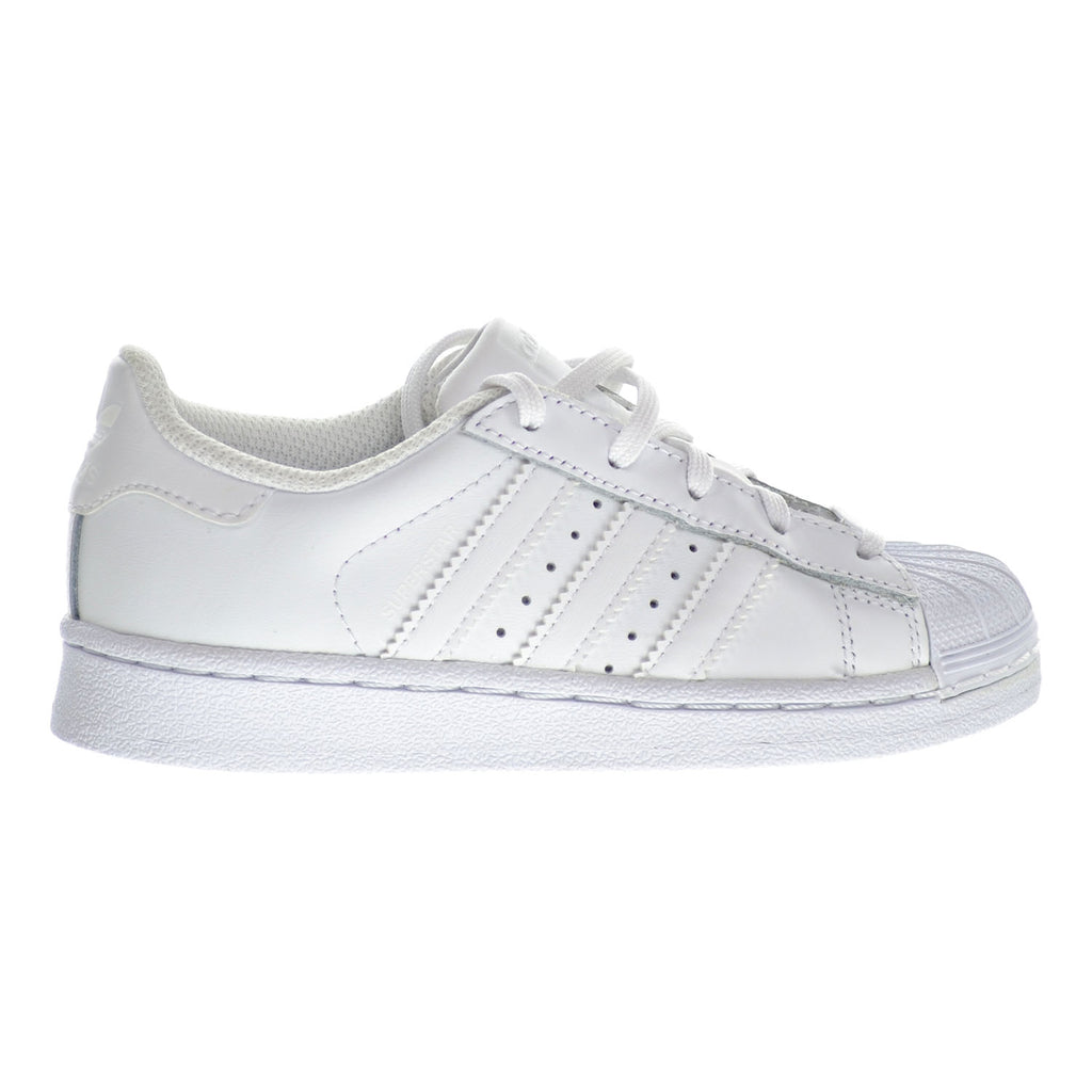 Adidas Superstar Foundation C Little Kid's Shoes White