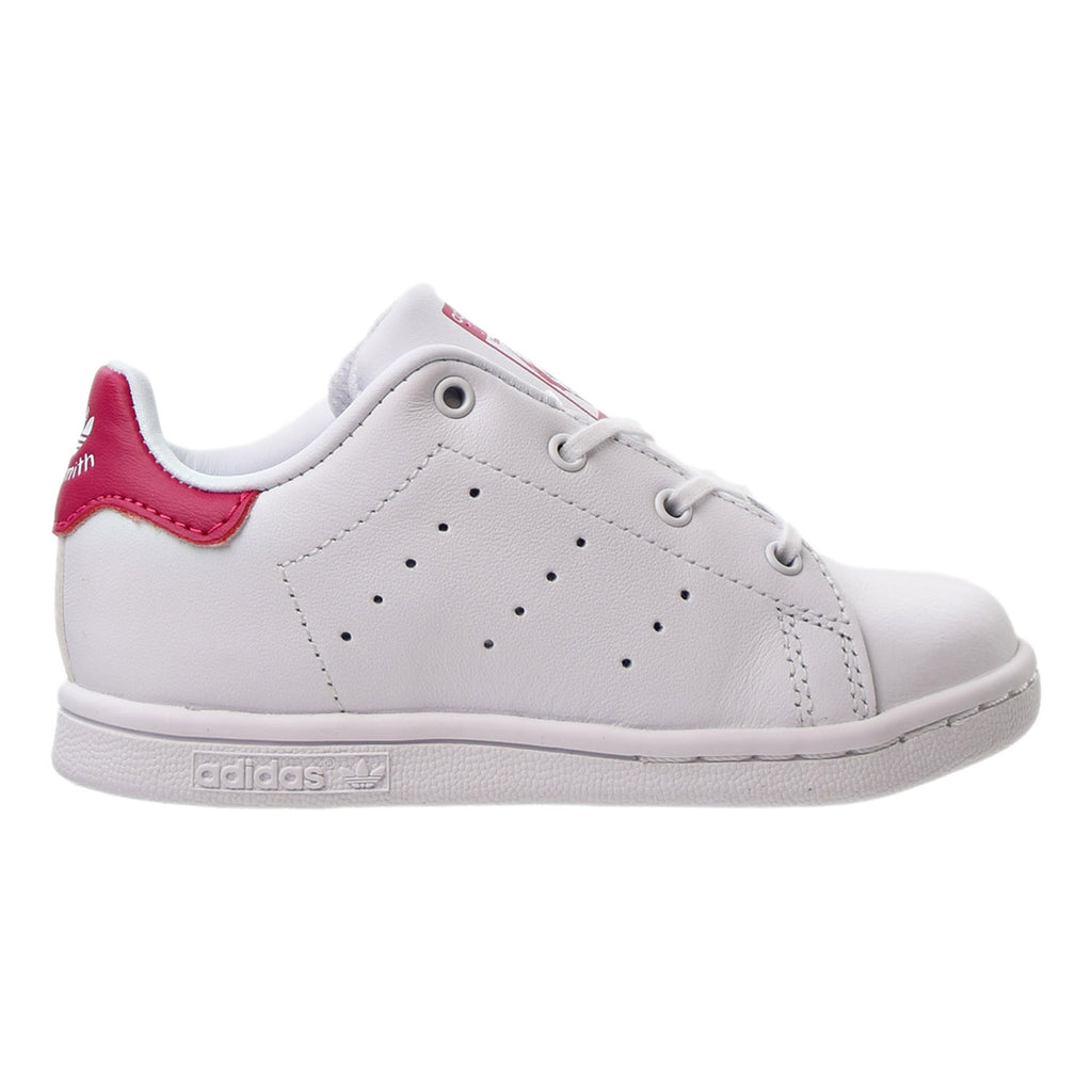 Adidas Stan Smith Infants/Toddlers Shoes White/Bold Pink