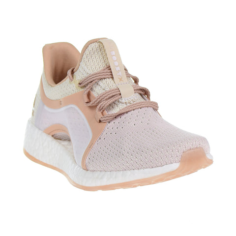 db58c5a8fe239 Adidas PureBoost X CLIMA Women s Shoes Off White Ash Pearl Orchid Tint