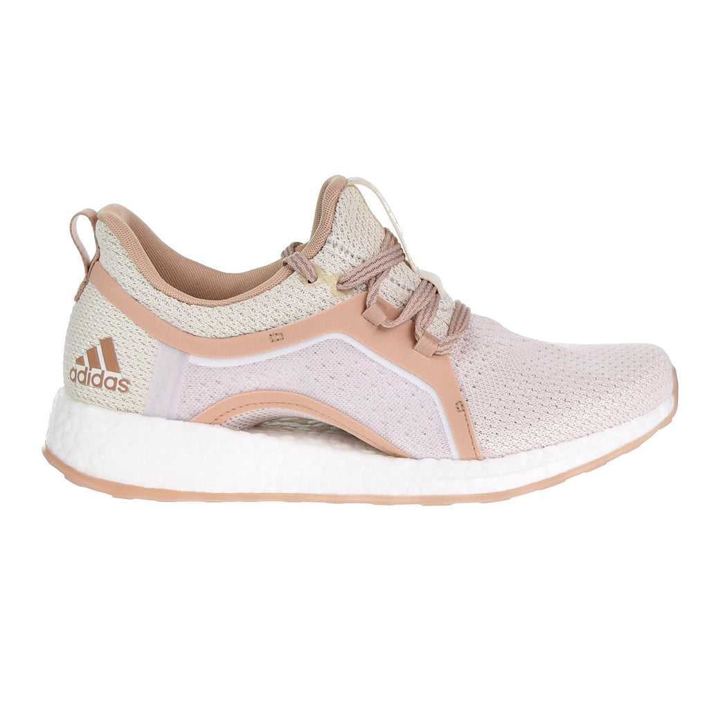 d833ef569 Adidas PureBoost X CLIMA Women s Shoes Off White Ash Pearl Orchid Tint –  rbdoutlet
