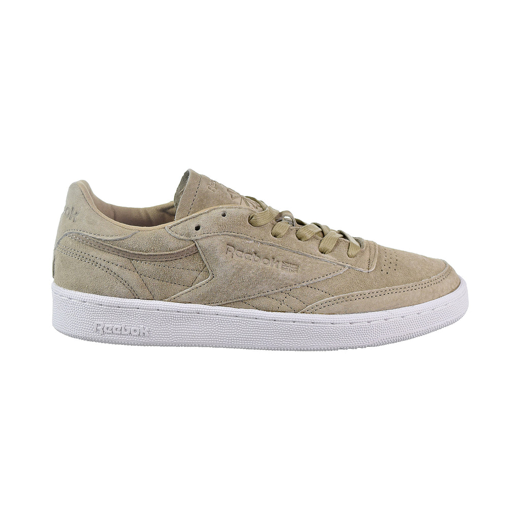 Reebok Club C 85 LST Men's Shoes Oatmeal/Driftwood/White