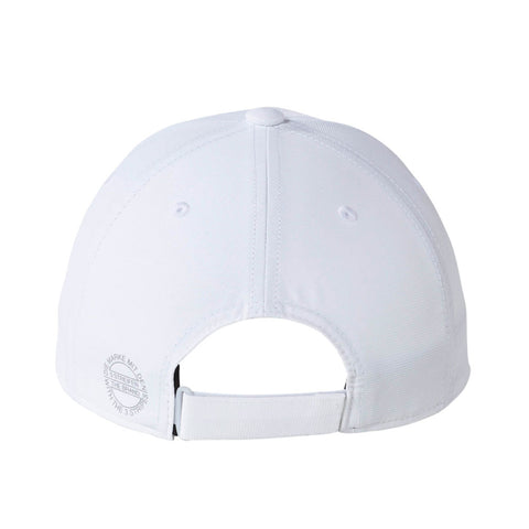 4473b96d04 Adidas Originals Relaxed Modern Curved Brim Men s Strapback Hat White Black