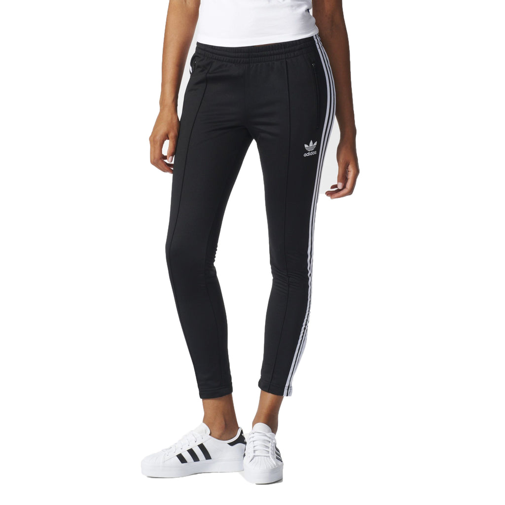 Adidas Originals SST Women's Track Pants Black/White