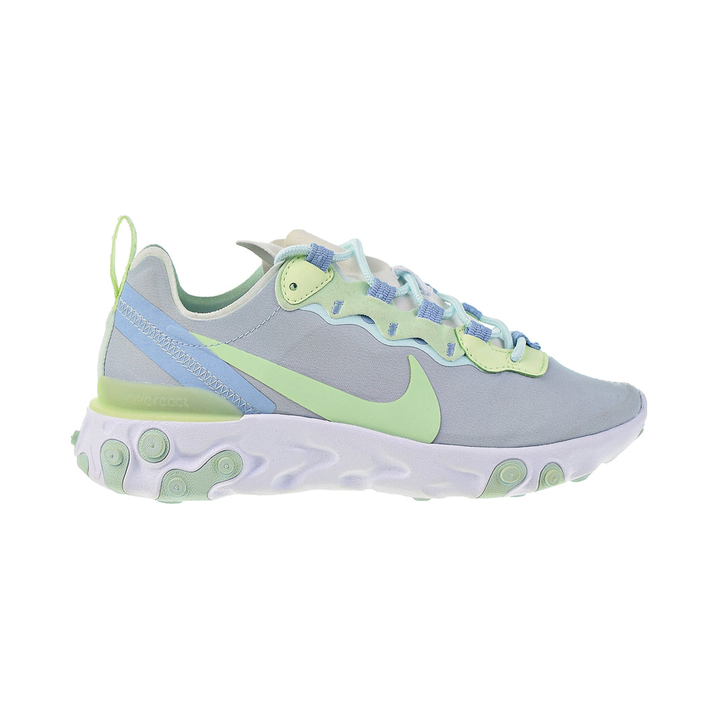 "Nike React Element 55 ""Frosted Spruce"" Women's Shoes White"