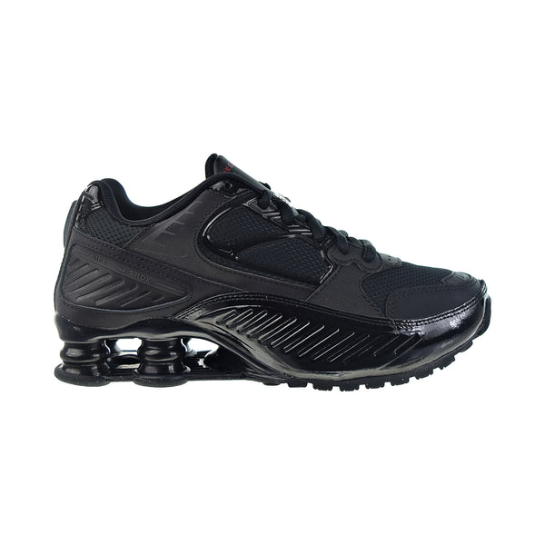Nike Shox Enigma Women's Shoes Black-Gym Red
