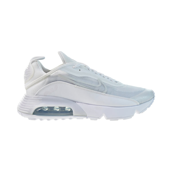 Nike Air Max 2090 Men's Shoes White-Wolf Grey-Pure Platinum