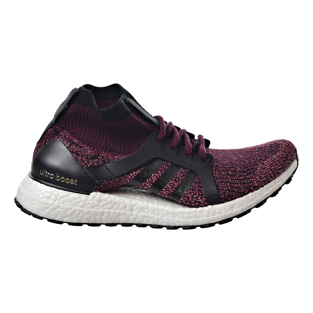 9ca78bb6e9cfa Adidas Ultraboost X All Terrain Women s Running Shoes Mystery Ruby Bla –  rbdoutlet