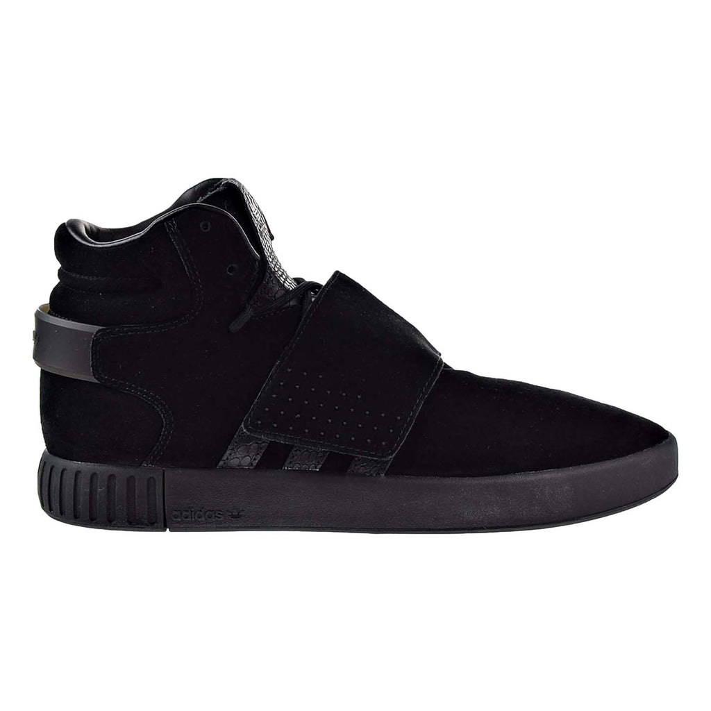 Adidas Originals Tubular Invader Strap Men's Shoes Core Black/Black