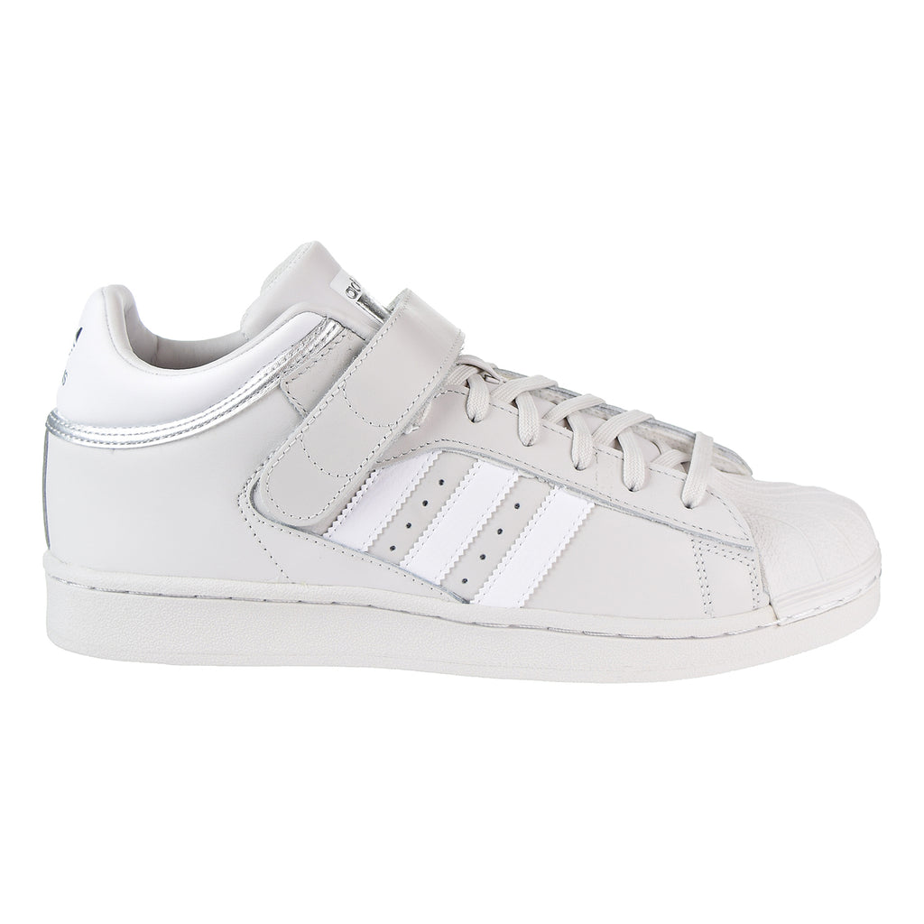 Adidas Pro Shell Men's Shoes Grey/White