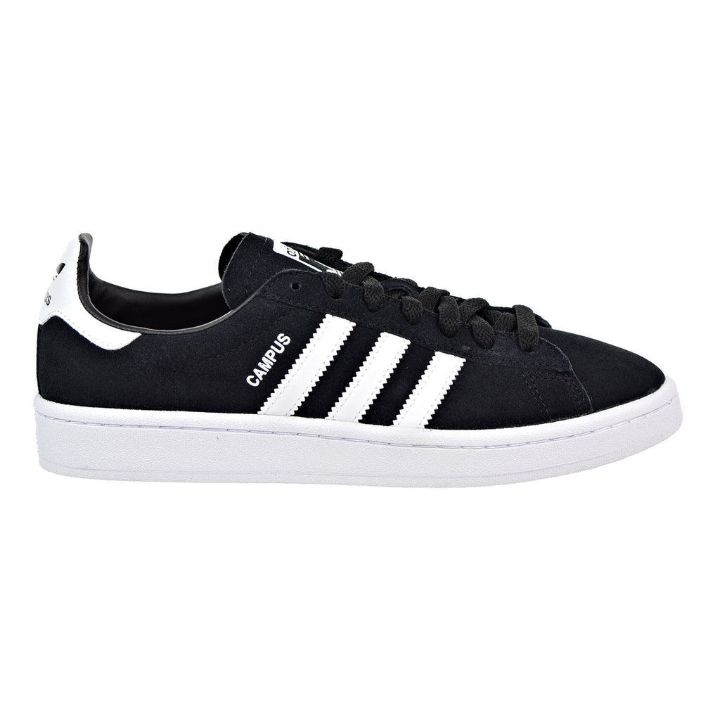 Adidas Campus Big Kid's Shoes Black/White